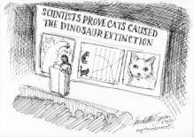 CatsDinosaurs