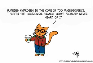 Hipster ScienceCat
