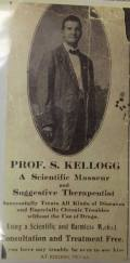 Professor Stephen Kellogg cropped