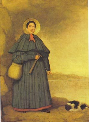 portrait mary anning